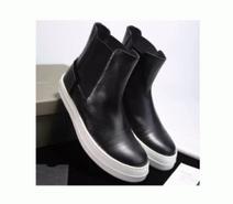 品質保証大人気リックオウエンス RICK OWENS FW17 GLITTER 972 カジュアル シューズ メンズ 紳士靴 ブーツ