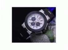 超激得新作BVLGARI ブルガリ ディアゴノ マグネシウム 102305 DG42WSMCVDCH クオーツ 生活防水 カレンダー 日付表示 腕時計