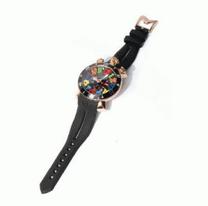 人気セール得価多機能GAGA MILANOガガミラノ 時計 クロノ メッシュメタルベルト カレンダー付き 45MM 男女兼用