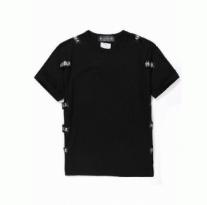 爆買い新作登場通気性良いMASTERMIND マスターマインド tシャツ 無地 綿 速乾 クルーネック 半袖 トップス