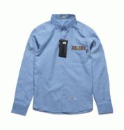 春秋数量限定格安NEIGHBORHOOD ネイバーフッド 偽物 ボタンダウン シャツ メンズ コットン シンプル 無地 長袖 2色可選