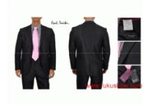 限定セール低価PAUL SMITH ポールスミス ミニヘリンボーンスーツ 273002 1439TI ビジネススーツ メンズ 通常 出張