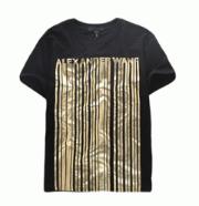 春夏品質保証新品ALEXANDER WANG アレキサンダーワン tシャツ 半袖 プリント 綿 カジュアル 通気性 トップス 2色可選