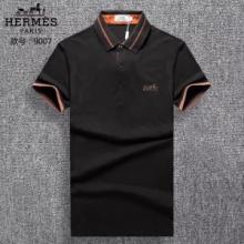激安 ブランド 通販_春夏品質保証新品HERMESエルメス コピーポロシャツメンズカジュアルシャツビジネス対応アメカジ半袖3色可選