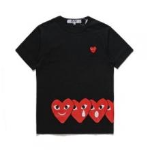 新作限定 2018年最新人気 3色可選  コムデギャルソン 半袖Tシャツ 人気注目のアイテム