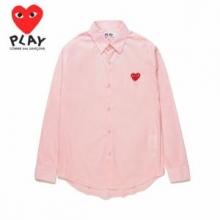 2018年春夏新品 コムデギャルソン 長袖Tシャツ  大活躍 4色可選 存在感を発揮する