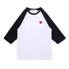 長袖Tシャツ 2018年春夏新品 3色可選  コムデギャルソン  新作限定