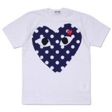 2018年最新人気  切り売り販売 コムデギャルソン 半袖Tシャツ  プラスサイズ