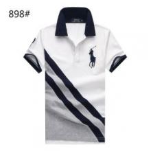 ポロ ラルフローレン Polo Ralph Lauren 2018爆買い新作登場 半袖Tシャツ 販売通販 3色可選 収縮性のある