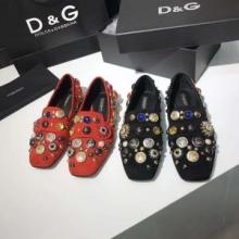 ドルチェ&ガッバーナ Dolce&Gabbana 2色可選 即完売必至 2018年最新人気 レディース シューズ