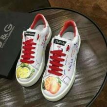 春夏NEWアイテム ドルチェ&ガッバーナ Dolce&Gabbana 2018年トレンドNO1 スニーカー、靴2色選択可