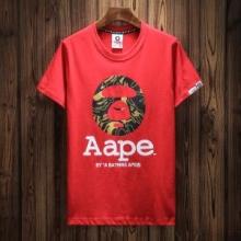 半袖Tシャツ ア ベイシング エイプ A BATHING APE 3色可選 抜群の存在感 2018年最新人気