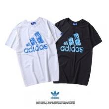アディダス adidas 2018爆買い新作登場 半袖Tシャツ  2色可選 セレブ愛用