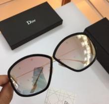 プラスサイズ   サングラス  3色可選  2018ss トレンド ディオール DIOR