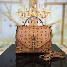 人気定番低価MCMエムシーエム ショルダーバッグハンドバッグレディース斜めがけ肩掛け旅行鞄かばん3色可選