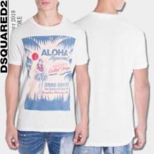 2018年最旬トレンド 2色可選 ディースクエアード DSQUARED2 半袖Tシャツ 人気注目のアイテム