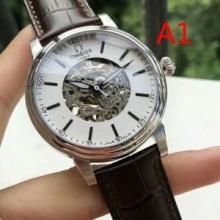 2018ss トレンド 男性用腕時計 4色可選 オメガ OMEGA 破格の激安セール 透かし彫りムーブメント