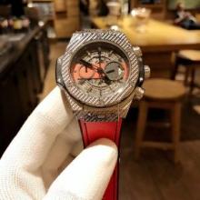 3色可選 超激レア人気新作 男性用腕時計 ウブロ HUBLOT 遂に再入荷