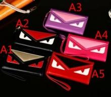 爆買い豊富なFENDIフェンディ iphone8ケース 手帳型スマホケースカード収納ストラップ付きスマホカバー全5色
