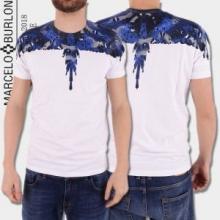 2018春夏最安値高品質MARCELO BURLONマルセロバーロン コピークルーネックtシャツ半袖カットソー2色可選