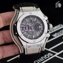 超人気高品質 男性用腕時計 断然新鮮! ウブロ HUBLOT  2色可選 絶大な人気を誇るアイテムおすすめ