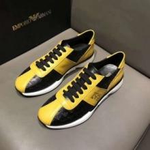 2色可選人気セール定番ARMANIアルマーニ 靴 コピー軽量スニーカーローカットおしゃれカジュアルシューズ