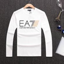 激安上品 ARMANI 個性的な素材感も魅力 3色可選 長袖/Tシャツ優れたデザインアルマーニ