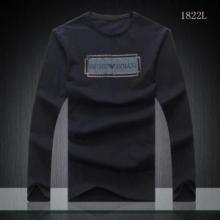 お洒落度をアップさせる アルマーニ ARMANI2018年秋冬新品 3色可選 長袖/Tシャツ