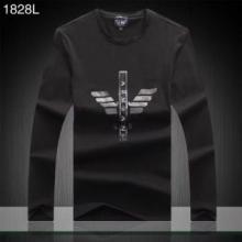 アルマーニ大活躍 ARMANIこの秋冬おススメ3色可選 長袖/Tシャツ存在感を発揮する