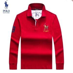 抜群の存在感 Polo Ralph Lauren 3色可選 トレンド感溢れた長袖/Tシャツポロ ラルフローレン