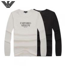 ARMANI 2色可選2018年秋冬新品 アルマーニ最新超人気 長袖/Tシャツ即完売必至