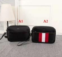BALLYバリー 偽物CALIROSナイロンクラッチバッグ6220464小さめカジュアル結婚式パーティー鞄全2色数量限定得価