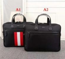 超激得大人気BALLYバリー コピーCHANDOS SMALLビズネスバッグ6220461メンズ大容量ショルダー付き鞄