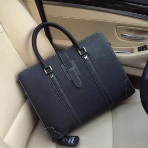 コピー ブランド_エルメス バッグ メンズ コピーHERMESビジネスバッグレザー鞄ハンドバッグブリーフケース2色可選爆買い最新作