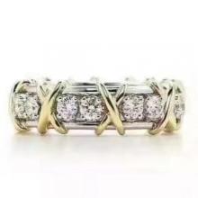 トレンド感溢れた 最高に人気商品! 指輪 冬季超人気アイテム ティファニー Tiffany & Co.