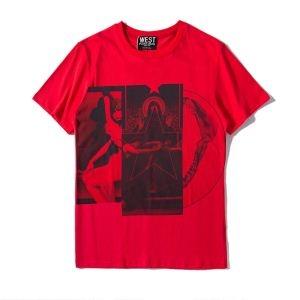 春夏品質保証新作GIVENCHYジバンシー  tシャツ オリジナル コピープリントメンズ半袖アメカジカジュアルカットソー