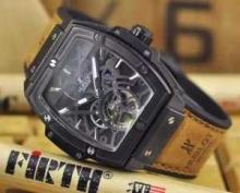 高いファション性 男性用腕時計 6色可選 2018 ウブロ HUBLOT 機械式(自動巻き)ムーブメント