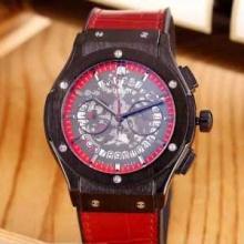HUBLOT COOLなデザイン 輸入クオーツムーブメント 男性用腕時計 6色可選2018新作新品 ウブロ