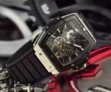 今すぐ取り入れたいウブロ HUBLOT 2018ss トレンド 男性用腕時計 機械式(自動巻き)ムーブメント 5色可選