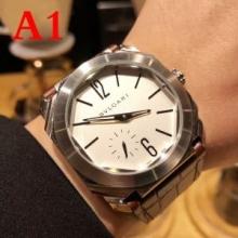 人気すぎて再入荷 多色可選 ブルガリ BVLGARI 男性用腕時計 人気注目のアイテム 定番モデル