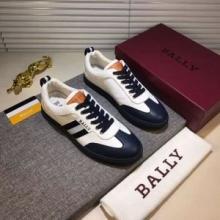 バリー 靴 コピーBALLYスニーカーレースアップローカット軽量メンズカジュアルシューズアウトドア全4色超激得高品質