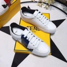HOT人気セールFENDIフェンディ 靴 コピー品レディーススニーカーローカットカジュアルシューズ白通勤通学防水軽量全2色