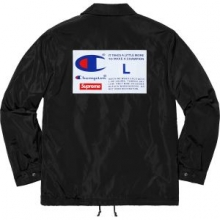 激安!上品保証 Supreme x CHAMPION LABEL COACHES JACKET 男女兼用ジャケット コピー ファッション感があり 最高に人気新作