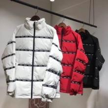 HOT秋冬品質保証SUPREMEシュプリーム ダウン 偽物ダウンジャケット軽量ダウンコート冬アウター防寒カジュアル3色可選