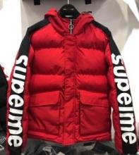 秋冬品質保証定番SUPREMEシュプリーム 偽物ダウンジャケット中綿コートアウターおしゃれメンズ大きいサイズ防寒2色可選