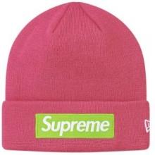 偽 ブランド_最安値! 秋冬们気セール Supreme新作 シュプリーム New Era Box Logo Beanie ニット帽ブランドコピー 暖かい 通学