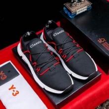 オシャレで人気の高い Y-3 ワイスリー スニーカー サイズ感 歩きやすい ブランド コピー カジュアルスタイル スポーツ 靴 品質保証