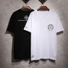 永遠の定番商品 CHROME HEARTS クロムハーツ 2019年新作半袖Tシャツ 2色可選