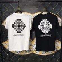 高感度なセレブたち愛用 半袖Tシャツ クロムハーツCHROME HEARTS 2色可選人気セール100%新品