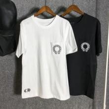 人気爆発 半袖Tシャツ 数量限定のSALE価格2色可選 CHROME HEARTS クロムハーツ2019年新作